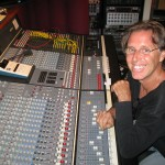 Bobby Parrs producing Danny Paradise's CD