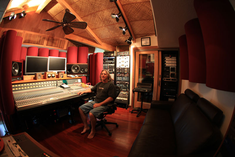 Grace Recording Studio Maui Hawaii Recording Studio