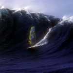 Windsurfing Jaws