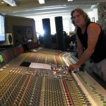 Bob mixing on the SSL 9000j class 2010
