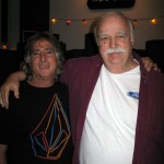 Me and Bruce March 2010